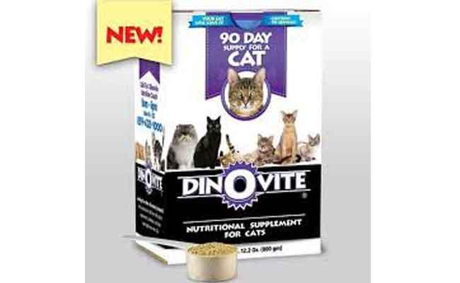 Vitamin Kucing Dinovite