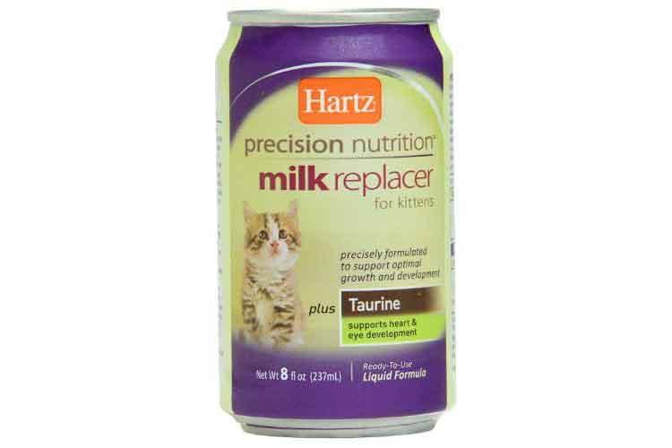 Hartz Precision Nutrition Milk Replacer