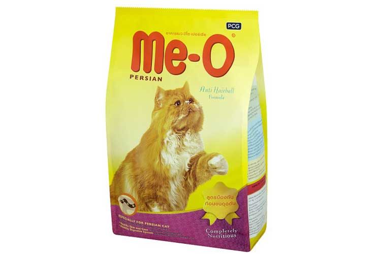 Me-O Persian Dry Food (Anti Hairball)