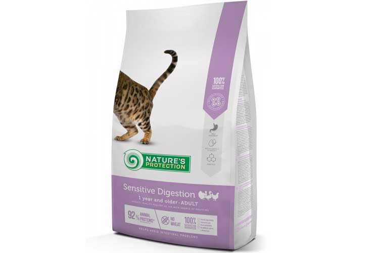 Natures Protection Cat Sensitive Digestion