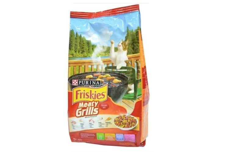 Purina Friskies Meaty Grills