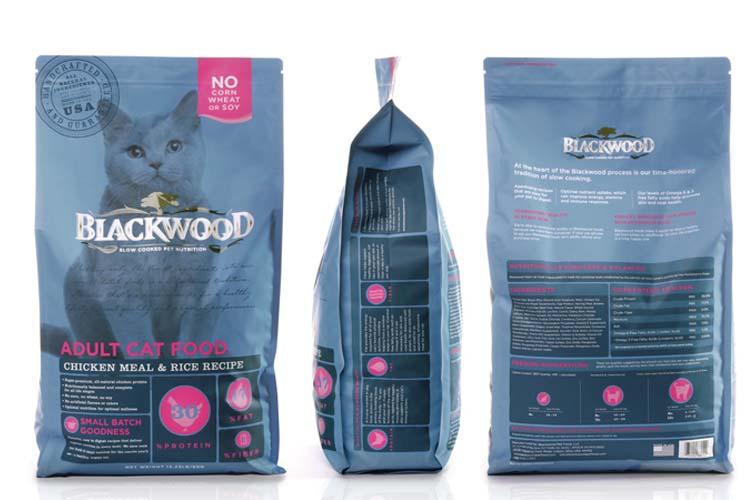 Makanan Kucing Yang Bagus Merk Blackwood