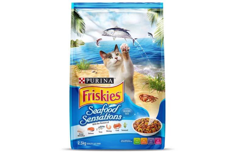 Pakan Kucing Merk Friskies
