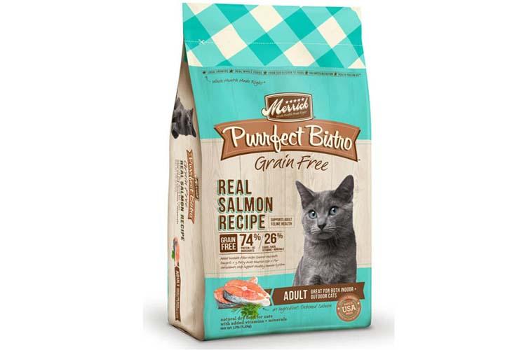 Makanan Kucing Merk Merrick Purrfect Bistro